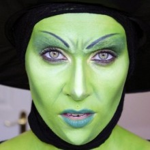 green-witch-make-up-womens-halloween-kostueme-party-make-up