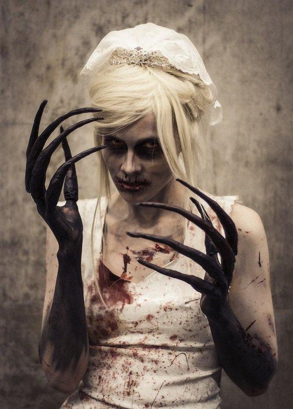 bieten Rabatte Neues Produkt heiße Angebote gruselige-halloween-kostueme-ideen-horror-halloween-make-up ...