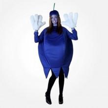 halloween-kostueme-fuer-schwangere-frauen-ideen-blaubeere