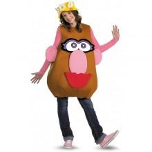 halloween-kostueme-fuer-schwangere-frauen-ideen-kartoffel-kostuem