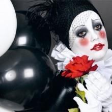 mime-make-up-ideen-halloween-make-up-frauen-30