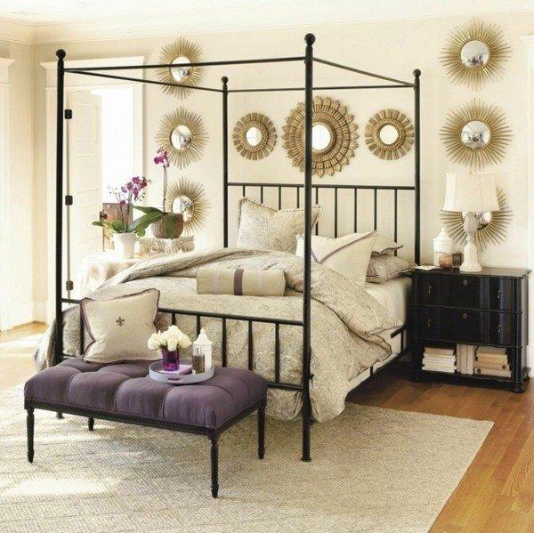 sanviro | schlafzimmer himmelbett komplett, Hause deko
