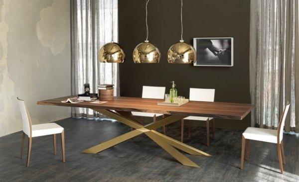 Modernes Esstisch Design Cattelan U2013 Topby, Möbel