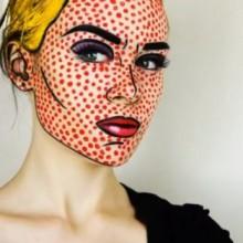 popart-make-up-ideen-halloween-make-up-frauen-10