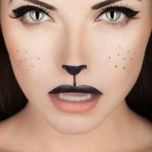 quick-make-up-halloween-frau-schwarze-katze-21