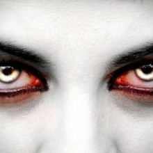 scary halloween-Kontaktlinsen-Tipps-Ideen