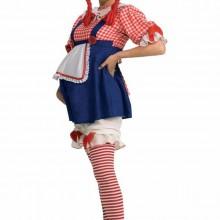 schwangere-halloween-kostueme-ideen-rag-doll-kostuem