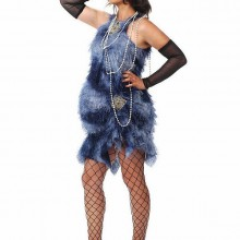 schwangere-halloween-kostueme-great-gatsby-thema