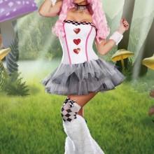 sexy-halloween-kostueme-halloween-party-ideen-queen-of-hearts
