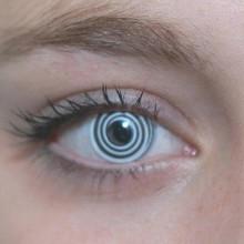 special effect halloween Kontaktlinsen Ideen