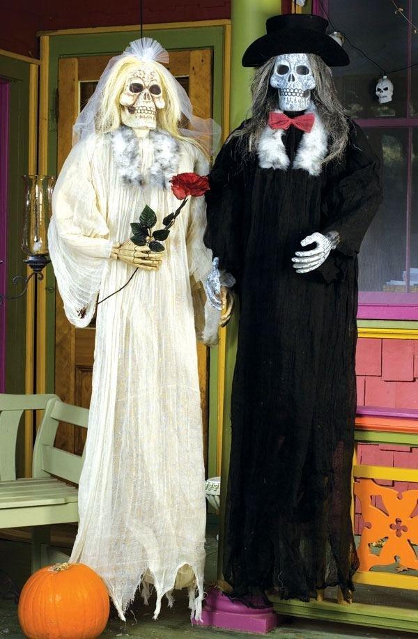 Paare Halloween Kostüme Ideen für eine einzigartige party Stimmung