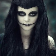 spooky halloween witch make up ideas